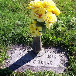 Essie C <I>Hizer</I> Truax
