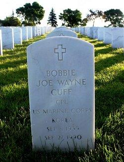 Bobbie Joe Wayne Cuff
