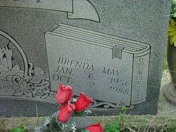 Brenda May <I>Rogers</I> Garrett