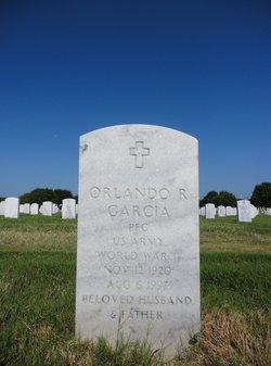 Orlando R Garcia