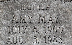 Amy May Stevens
