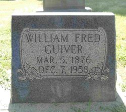 William Fred Guiver