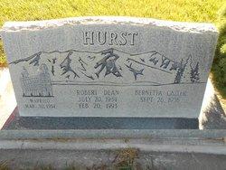 Robert Dean Hurst
