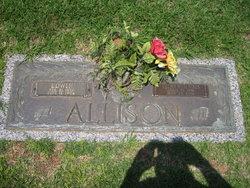 Willie Velma <I>Hutchings</I> Allison