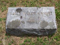 Sally <I>Hardy</I> Knight