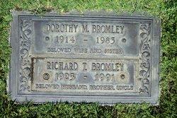 Dorothy Marie <I>Givant</I> Bromley