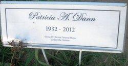 "Patricia Ann ""Pat"" <I>Lind</I> Dann"