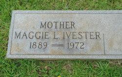 Maggie Lou <I>Mullinax</I> Ivester