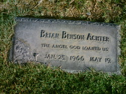 Brian Benson Achter