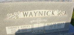 Sidney Louis Waynick