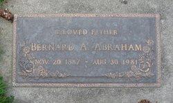 Bernard August Abraham