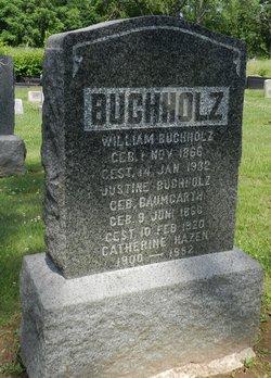 Justine Buchholz