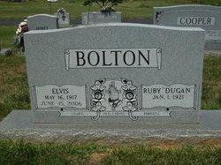 Elvis Bolton