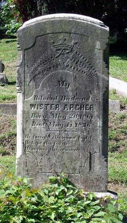 Wister Archer