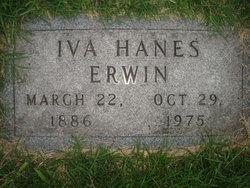Iva <I>Hanes</I> Erwin