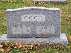 Mildred Marian <I>Goodyear</I> Cook