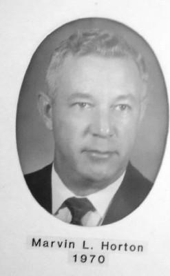 Marvin Leonard Horton