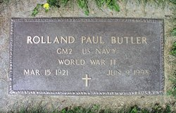 Rolland Paul Butler