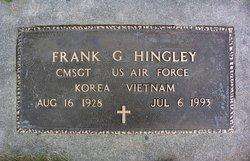 Frank Gerald Hingley Jr.