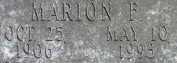Marion F. <I>Fleming</I> McKee