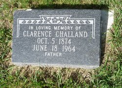 Clarence Challand