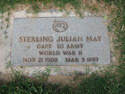 Sterling Julian May