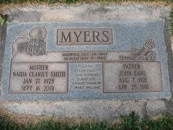 John Earl Myers