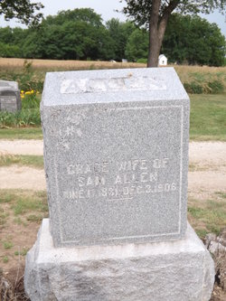 Grace <I>Boyer</I> Allen
