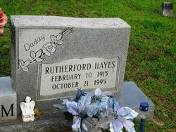 Rutherford Hayes Chatham