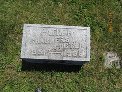 """George Chalmers """"Chal"""" Foster"""