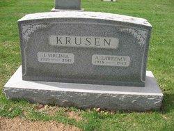 "Amos Lawrence ""Lawrence"" Krusen, Sr"