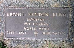 Bryant Benton Bunn