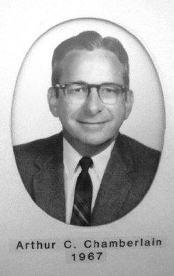 Arthur Clinton Chamberlain