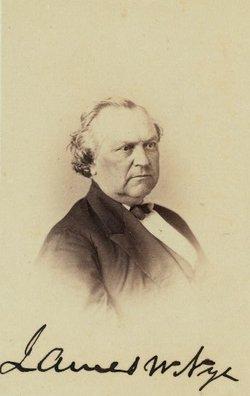 James Warren Nye