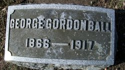 George Gordon Ball