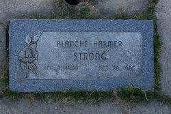Blanche <I>Harmer</I> Strong