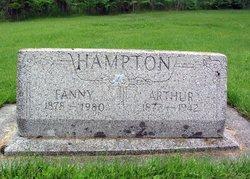 Fanny Earwicker <I>Knight</I> Hampton