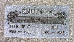 Eleanor Mary <I>Haviland</I> Knutson