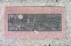Christine Elizabeth Olsen