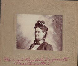 Hannah Elizabeth <I>Wagner</I> DeJarnette