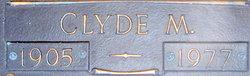 Clyde M Blount