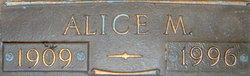Alice Louise <I>Mackie</I> Blount