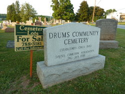 Drums Community Cemetery