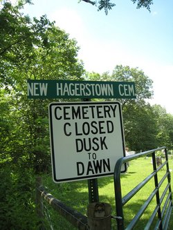New Hagerstown Cemetery