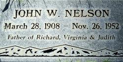 John Wilfred Nelson