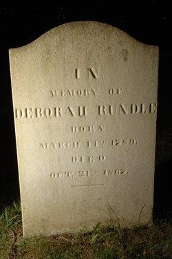 Deborah Rundle