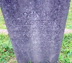 John W. Chasteen