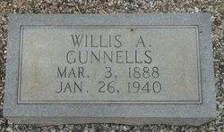 Willis A. Gunnells