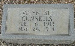 Evelyn Sue Gunnells