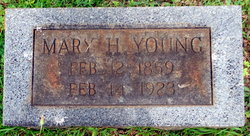 Mary H. Young